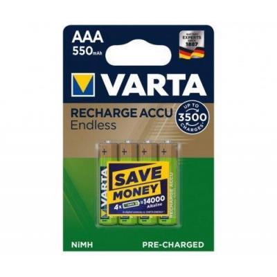 Varta 56663 101 404 - Goud, Groen