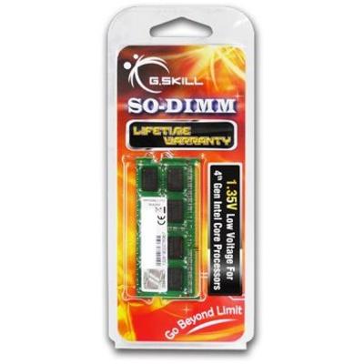 G.Skill F3-1600C11S-4GSL RAM-geheugen