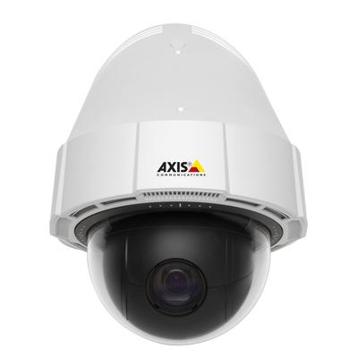 Axis beveiligingscamera: P5415-E - Wit