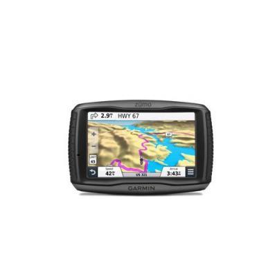Garmin navigatie: Zumo 590 LM - Zwart