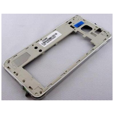 Samsung mobile phone spare part: SM-G850F Galaxy Alpha, Middle Cover, silver