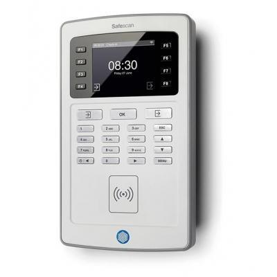 Safescan toegangscontrole-lezer: TA-8015 - Grijs
