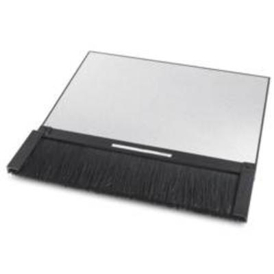 APC KoldLok® Extended Raised Floor Grommet (Qty. 10) Rack toebehoren - Zwart, Zilver