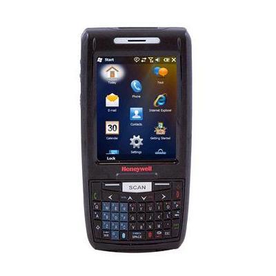 Honeywell PDA: Dolphin 7800 - Zwart, QWERTY
