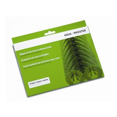 Ideal Olievel voor shredders/pak 18 Papierversnipperaar