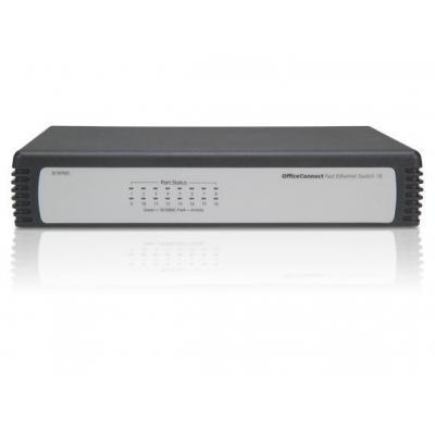 Hewlett Packard Enterprise switch: V 1405-16 - Grijs