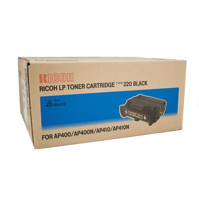 Ricoh SP 4100L Type220, 7500 pagina's Toner - Zwart