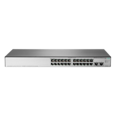 Hewlett Packard Enterprise OfficeConnect 1850 24G 2XGT Switch - Grijs