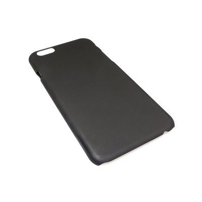Sandberg mobile phone case: Cover iPhone 6 hard Black - Zwart