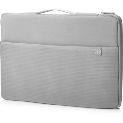 Hp laptoptas: Carry Sleeve - Grijs