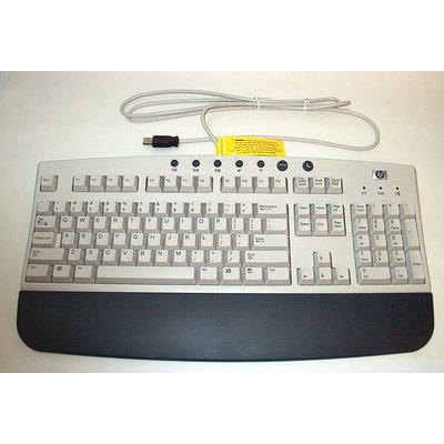 HP C4768-60144 - QWERTZ Toetsenbord - Grijs