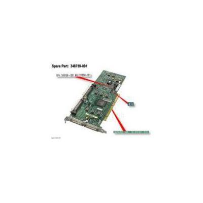 HP BD CNTRLR SCSI LVD2CH PCI Refurbished Interfaceadapter - Refurbished ZG