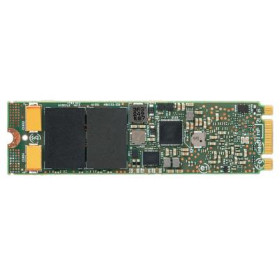 Intel E 7000s SSD - Zwart, Groen