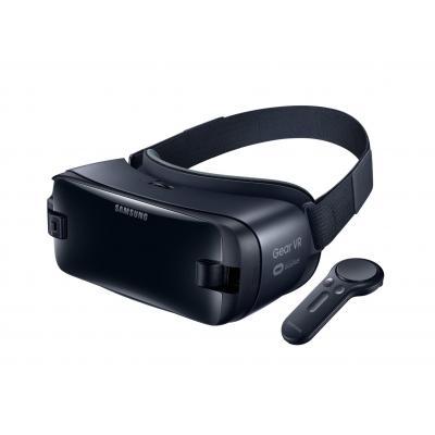 Samsung Gear VR virtual reality bril - Zwart, Grijs