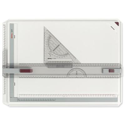Rotring tekenbord: Rapid A3 - Wit