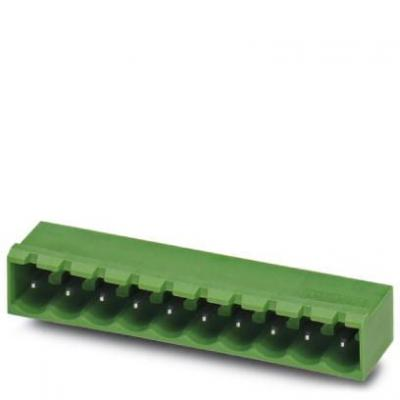 Phoenix contact elektrische aansluitklem: MSTBA 2.5/ 8-G-5.08 - Groen