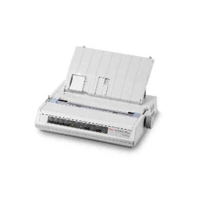 OKI ML280eco Dot matrix-printer - Wit