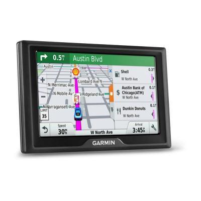 Garmin navigatie: Drive 60 LMT CE - Zwart