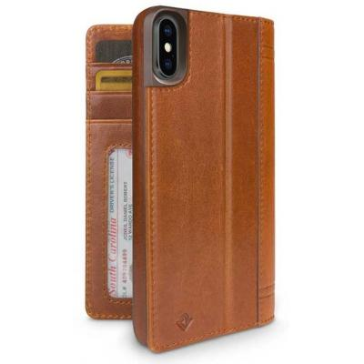 TwelveSouth Journal Mobile phone case - Bruin