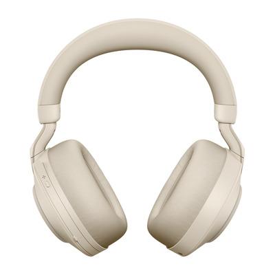 Jabra Evolve2 85 MS Stereo USB-C Headset - Beige
