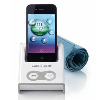 Medisana bloeddrukmeter: CardioDock