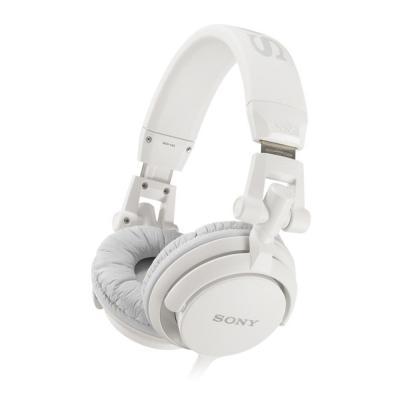 Sony koptelefoon: MDR-V55 - Wit