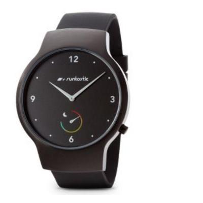 Runtastic smartwatch: Moment Basic - Zwart