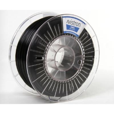 Avistron 3D printing material: AV-PMMA175-BL - Zwart