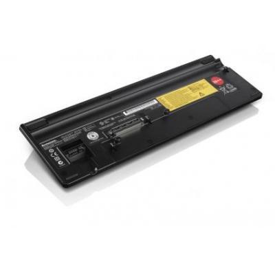 Lenovo batterij: THINKPAD BATTERY 28++ (9 CELL SLICE) - Zwart