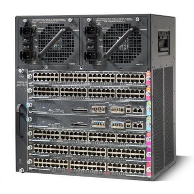 Cisco netwerkchassis: Catalyst 4507R-E