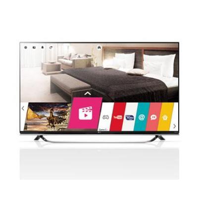 """Lg led-tv: UHD Edge LED, 152.4 cm (60 """") , 3840 x 2160, 400cd/m², SmartTV WebOS, VESA 300 x 300 - Zwart"""