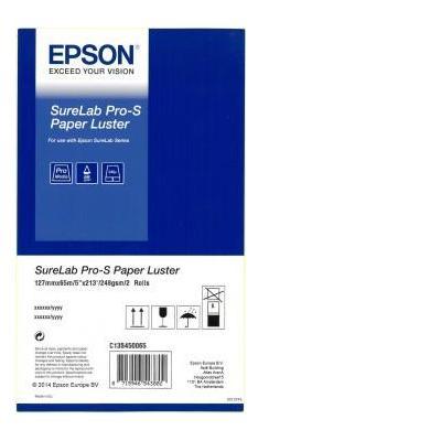 Epson plotterpapier: Surelab Pro-S Paper Luster  5x65