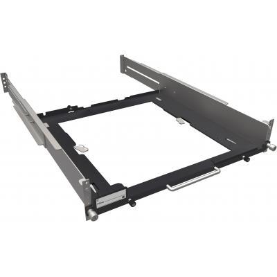 Hp rack toebehoren: Z2/Z4 in diepte verstelbare vaste-railrekkit