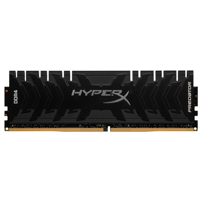 HyperX 16GB, 2666MHz, DDR4, CL13, 288 Pin DIMM RAM-geheugen