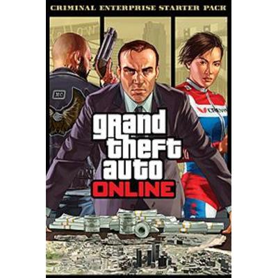 Rockstar Games Grand Theft Auto V - Criminal Enterprise Starter Pack