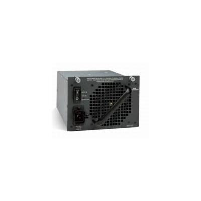 Cisco power supply unit: ASA 5580 AC Power Supply - Zwart