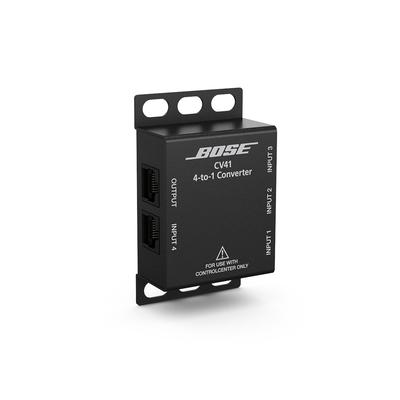Bose ControlCenter Audio converter - Zwart