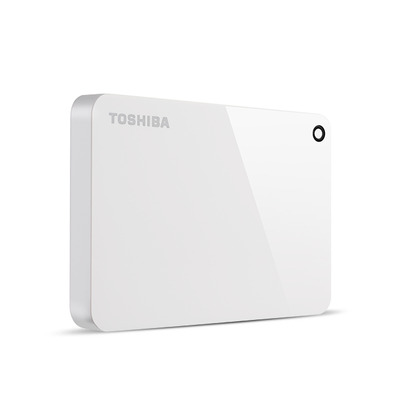 Toshiba Canvio Advance Externe harde schijf - Wit