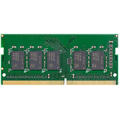 Synology 4GB, DDR4, ECC, Unbuffered, SODIMM RAM-geheugen