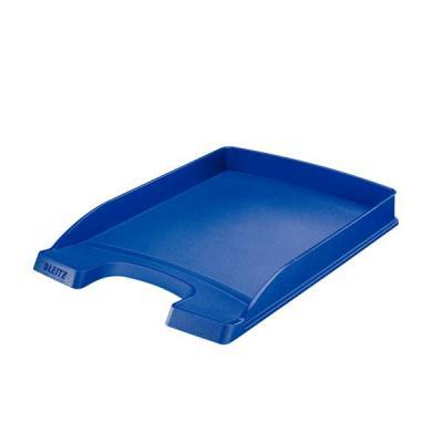 Leitz brievenbak: Brievenbak 5237 Plus Slim Blauw
