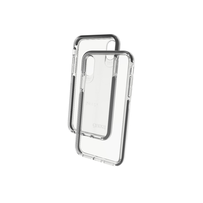 GEAR4 Piccadilly Mobile phone case - Zwart, Transparant