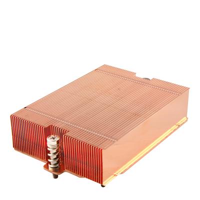 Inter-Tech A-10 Hardware koeling - Koper