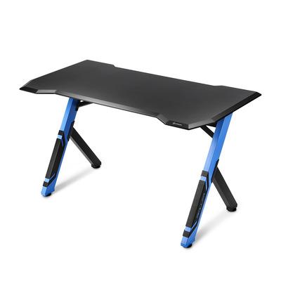 Sharkoon Skiller SGD1 Bureau - Zwart, Blauw