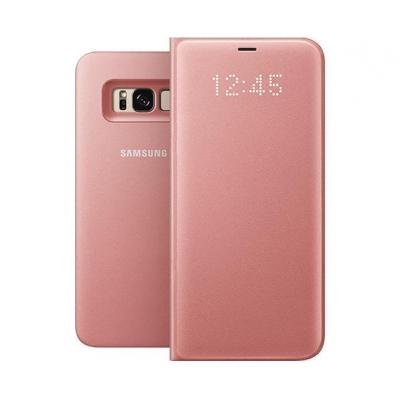 Samsung mobile phone case: Galaxy S8+ LED View Cover Roze