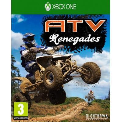 505 games game: ATV Renegades  Xbox One