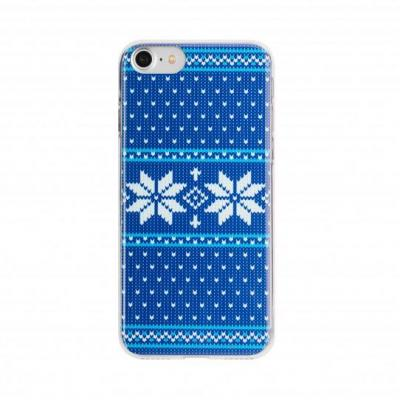 FLAVR Ugly Christmas Sweater Mobile phone case - Blauw