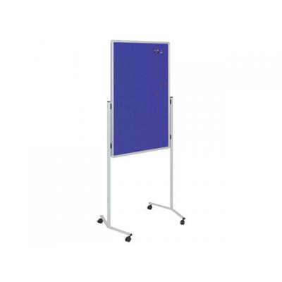 Legamaster magnetisch bord: Combibord Lega 120x75 mobiel