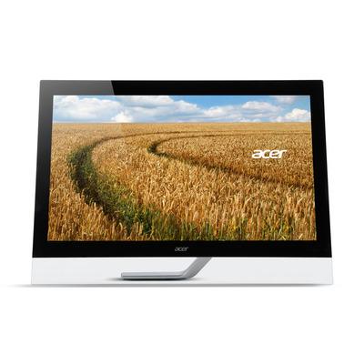 Acer touchscreen monitor: T2 T272HL - Zwart