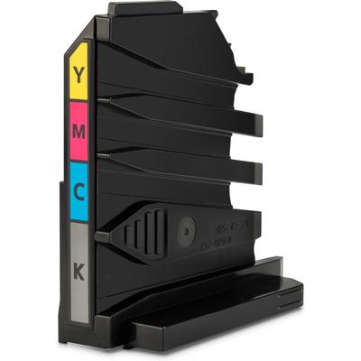 HP Laser toneropvangbak Toner collector - Zwart,Cyaan,Magenta,Geel