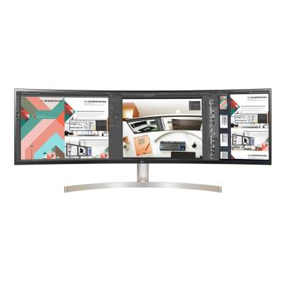 """LG UltraWide 49WL95C-W 49"""" Dual QHD LEDUSB-C Monitor - Wit"""